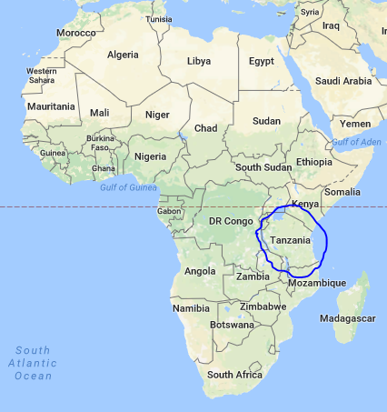 tanzania-world-map