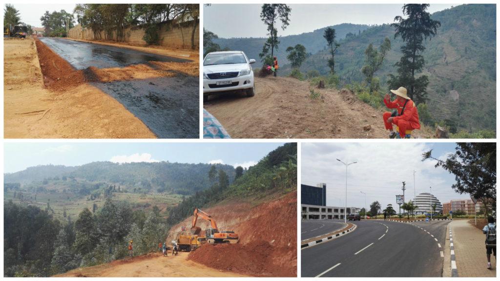 Rwanda Road Construction